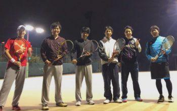 レクリエーション-テニス